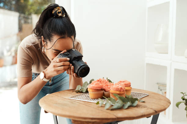 Qualities of a good food photographer